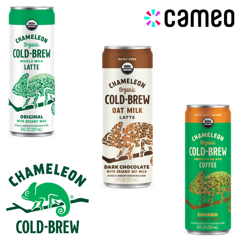 Cameo + Chameleon Cold Brew Pep Talk Package