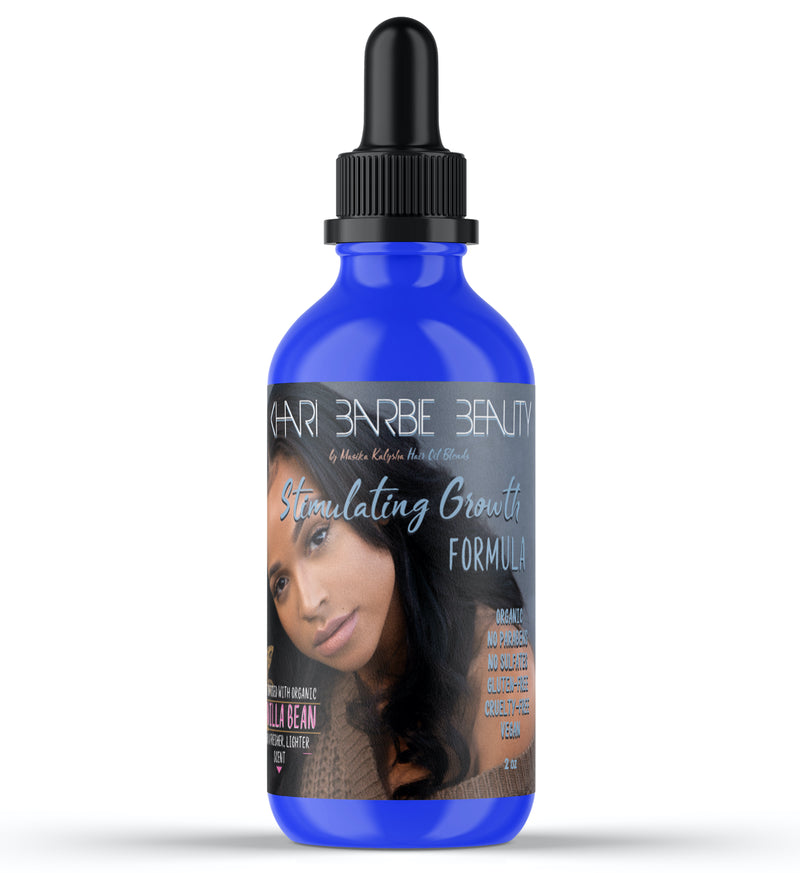 Khari Barbie Hair: Stimulating Growth Formula