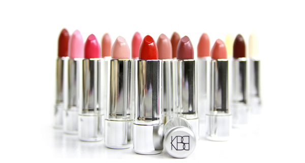 KBB Lipstick Collection from the Chrome Collection
