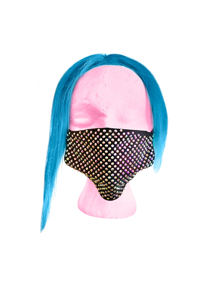 Khari Barbie Bling Me Mask (Black)