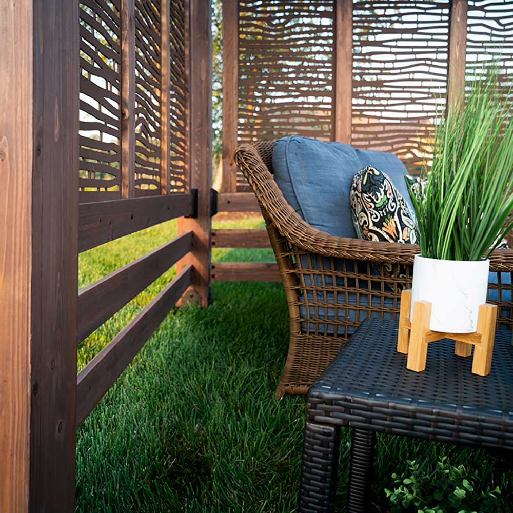Backyard Discovery Cabana Haven Bamboo