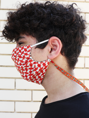 FACE MASK HOLDER - Ninousha