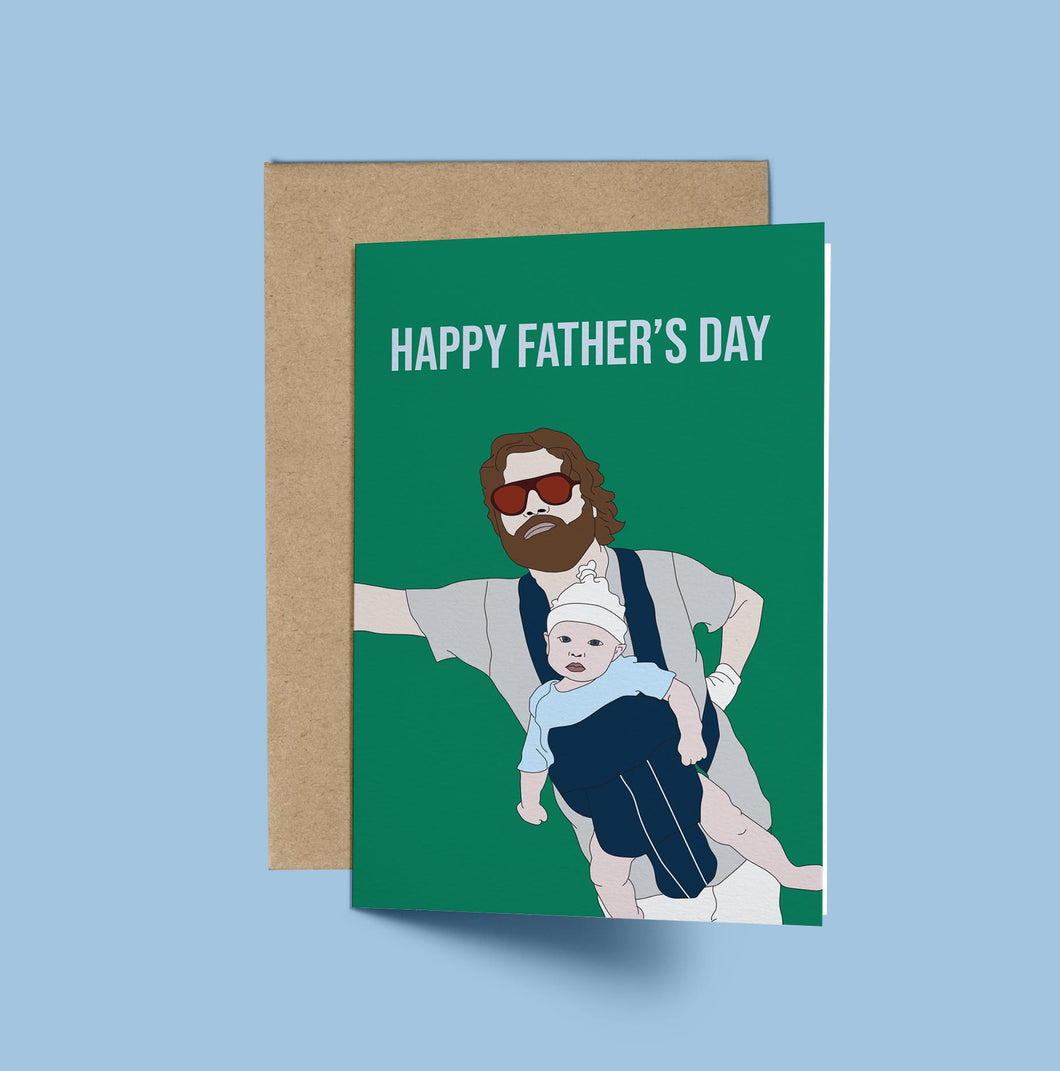 The Hangover, Happy Father's Day