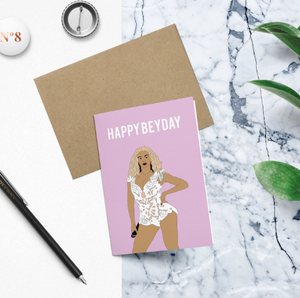 Beyonce, Happy BeyDay Birthday Card
