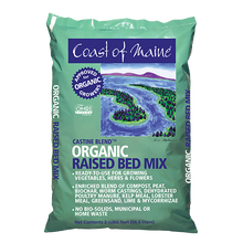Load image into Gallery viewer, Coast of Maine Organic Castine Blend Raised Bed Mix 2 Cubic Foot Bag