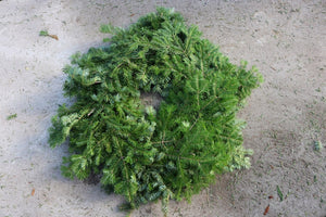 Balsam Wreath 60""