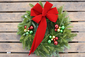 Balsam Wreath 26""