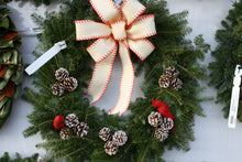 Load image into Gallery viewer, Balsam Wreath 42""