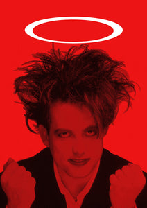 Robert Smith Saint  Red