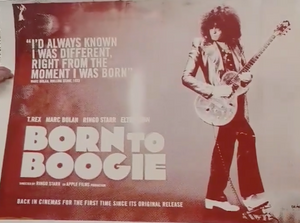 """Born To Boogie"" XL  studio proofs"