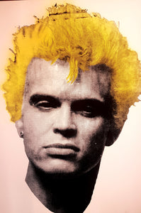 Billy Idol studio proof 10
