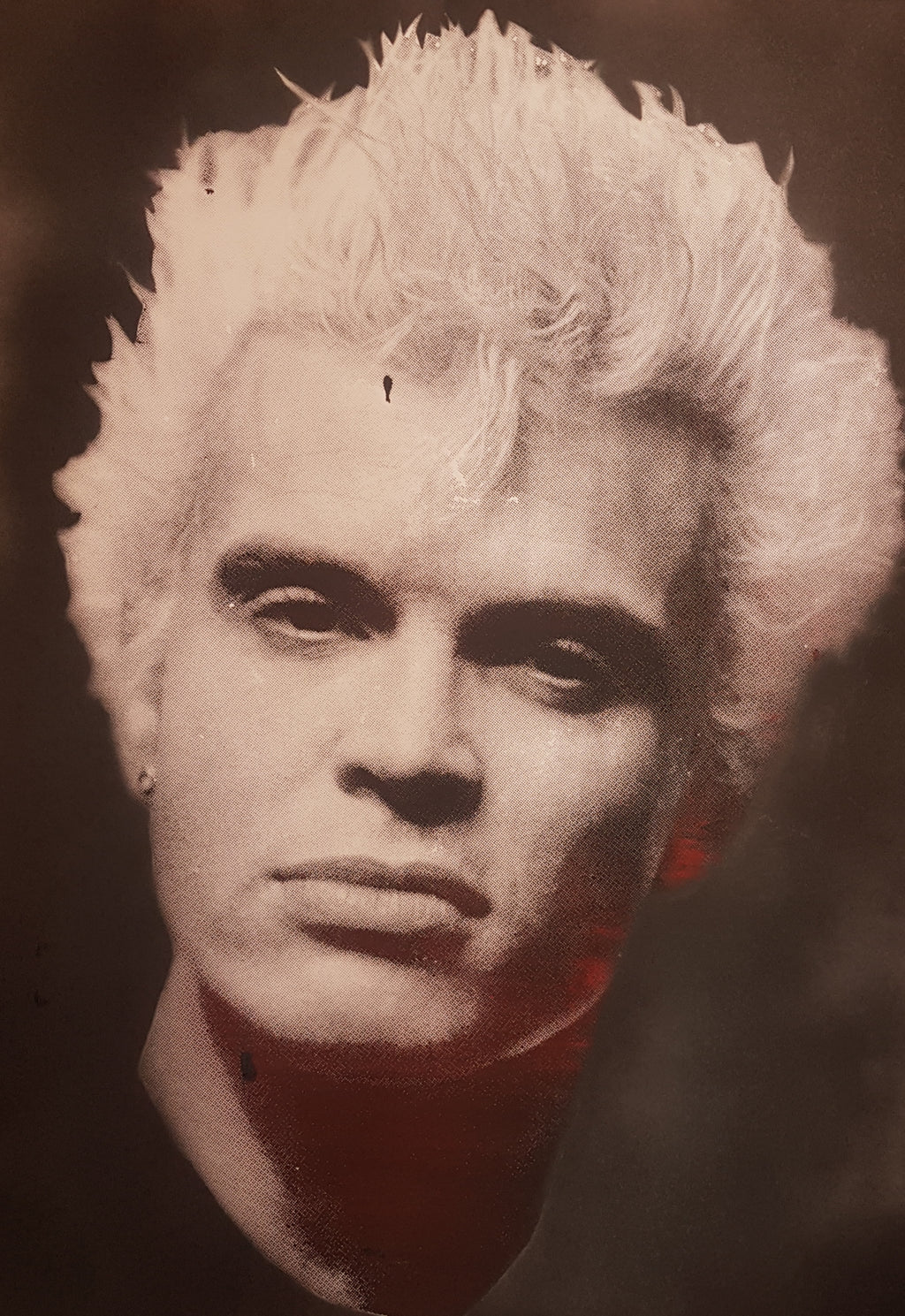 Billy Idol studio proof 2