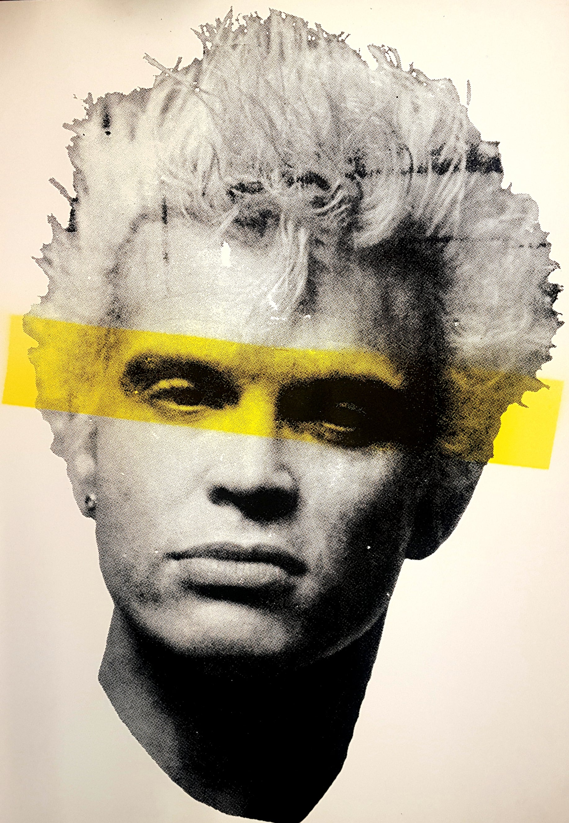 Billy Idol studio proof 4