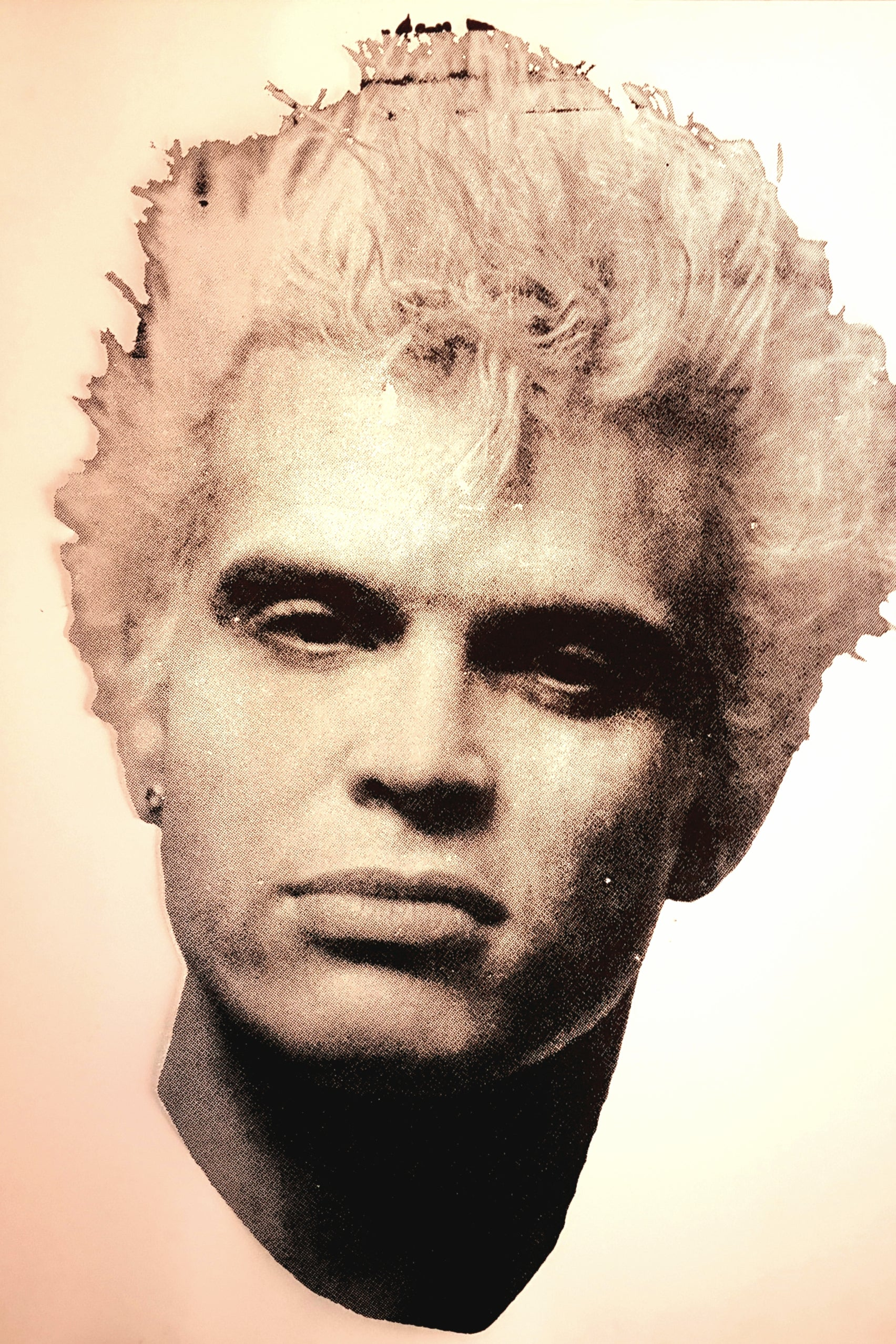 Billy Idol studio proof 6