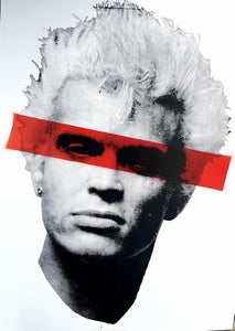 Billy Idol studio proof 7
