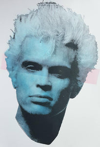 Billy Idol studio proof 18