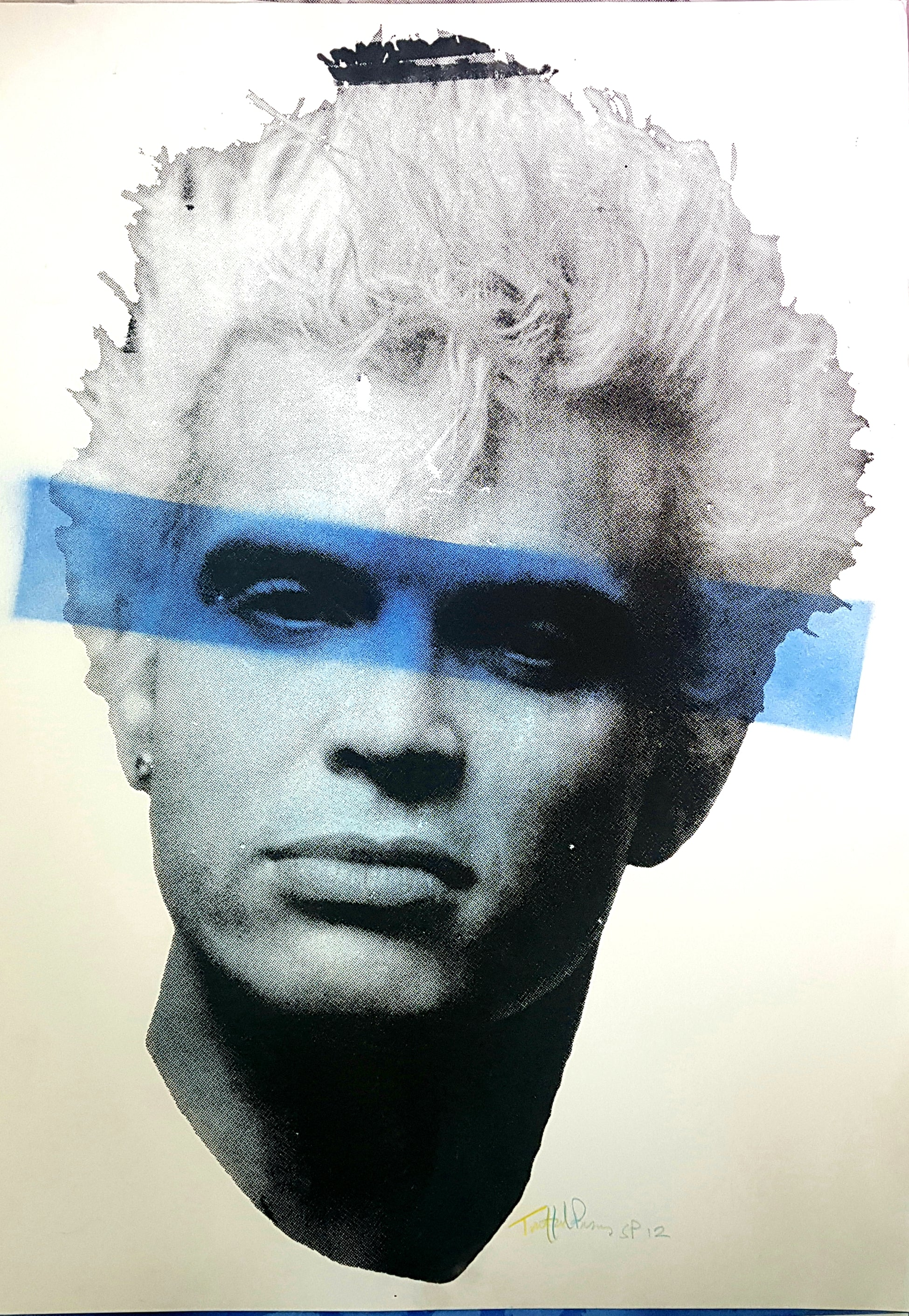 Billy Idol studio proof 11