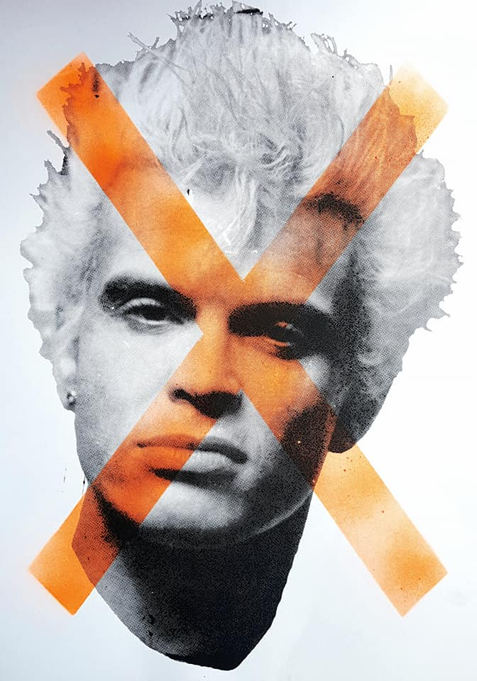 Billy Idol studio proof 24