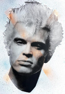 Billy Idol studio proof 21