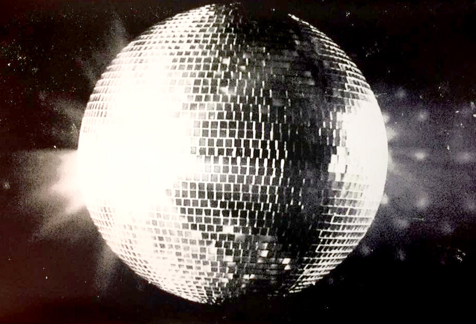 Disco Ball - Black