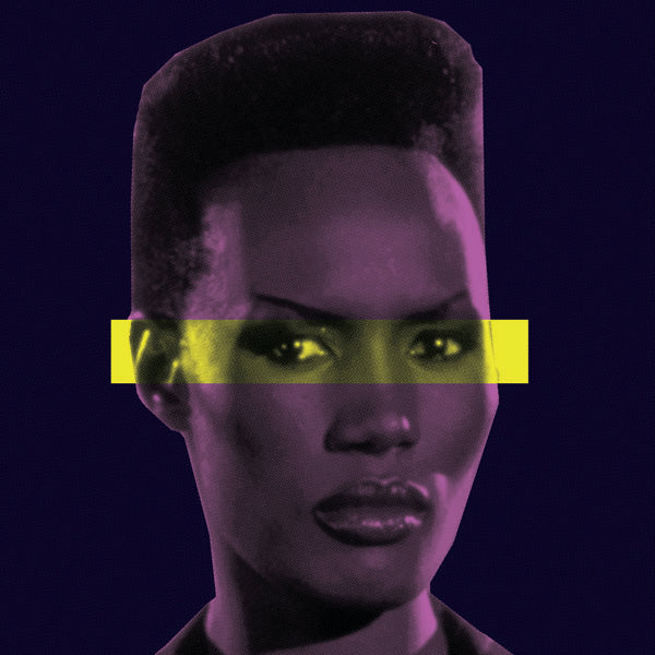 Grace Jones Screen Print