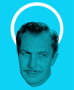 St Vincent Price.