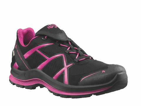 Haix Black Eagle® Adventure Women 2.0 GTX Ws, schwarz/magenta