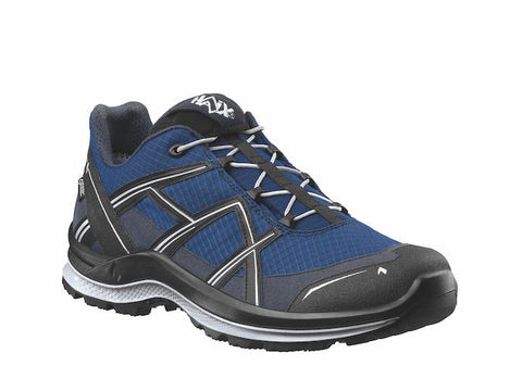 Haix Black Eagle Adventure 2.1 GTX low, grau