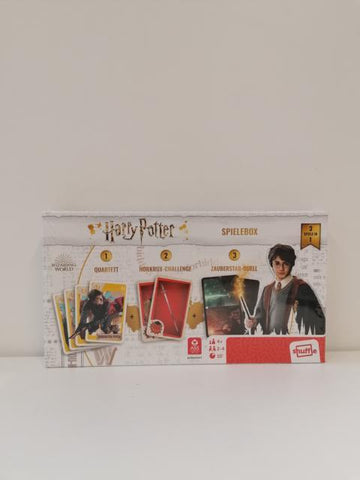 Harry Potter Spielebox
