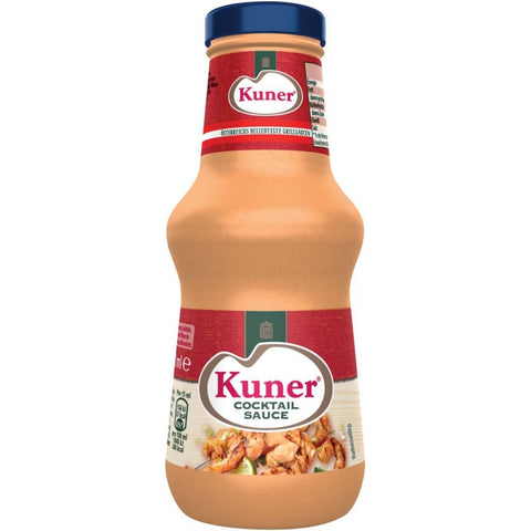 Kuner - Cocktail Sauce 16 Portionen - 250 ML