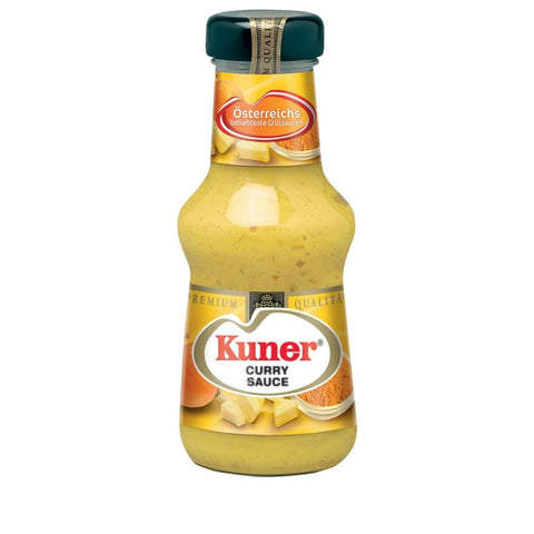 Kuner - Curry Sauce 16 Portionen - 250 ML