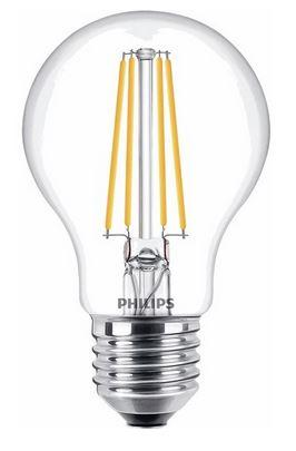 Philips LED Standardlampe E27 7W 806lm 2700K 230V dimmbar