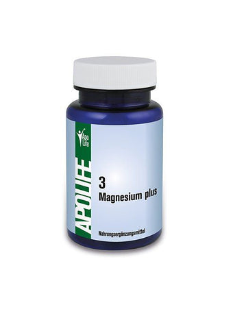 ApoLife Nr.03 Magnesium plus