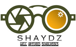 Shaydz Eco Sunglasses logo Wooden sunglasses Well natured sunglasses
