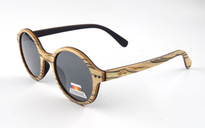 Outerside Real Wood Sunglasses - Shaydz