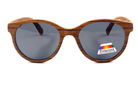Thunacar Real Wood Sunglasses (2 Options). - Shaydz