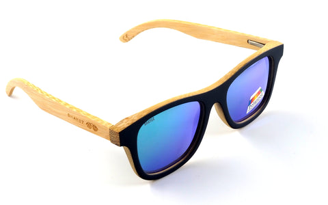 Rannerdale Real Wood Sunglasses - Shaydz