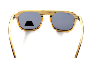 Whitfell Real Wood Sunglasses (2 Options). - Shaydz