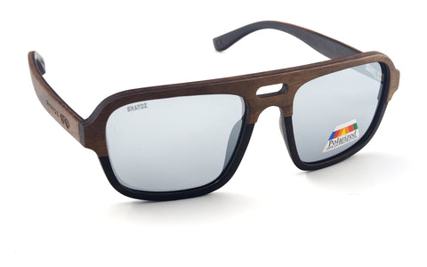 Mellbreak Real Wood Sunglasses (2 Options) - Shaydz