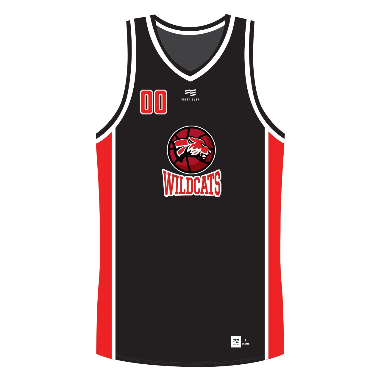 Langwarrin Wildcats Reversible Playing Kit