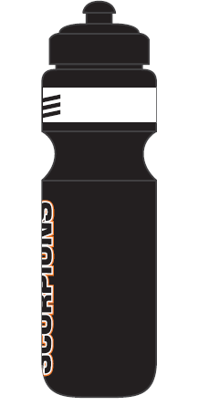 Glen Iris Scorpions Water Bottle