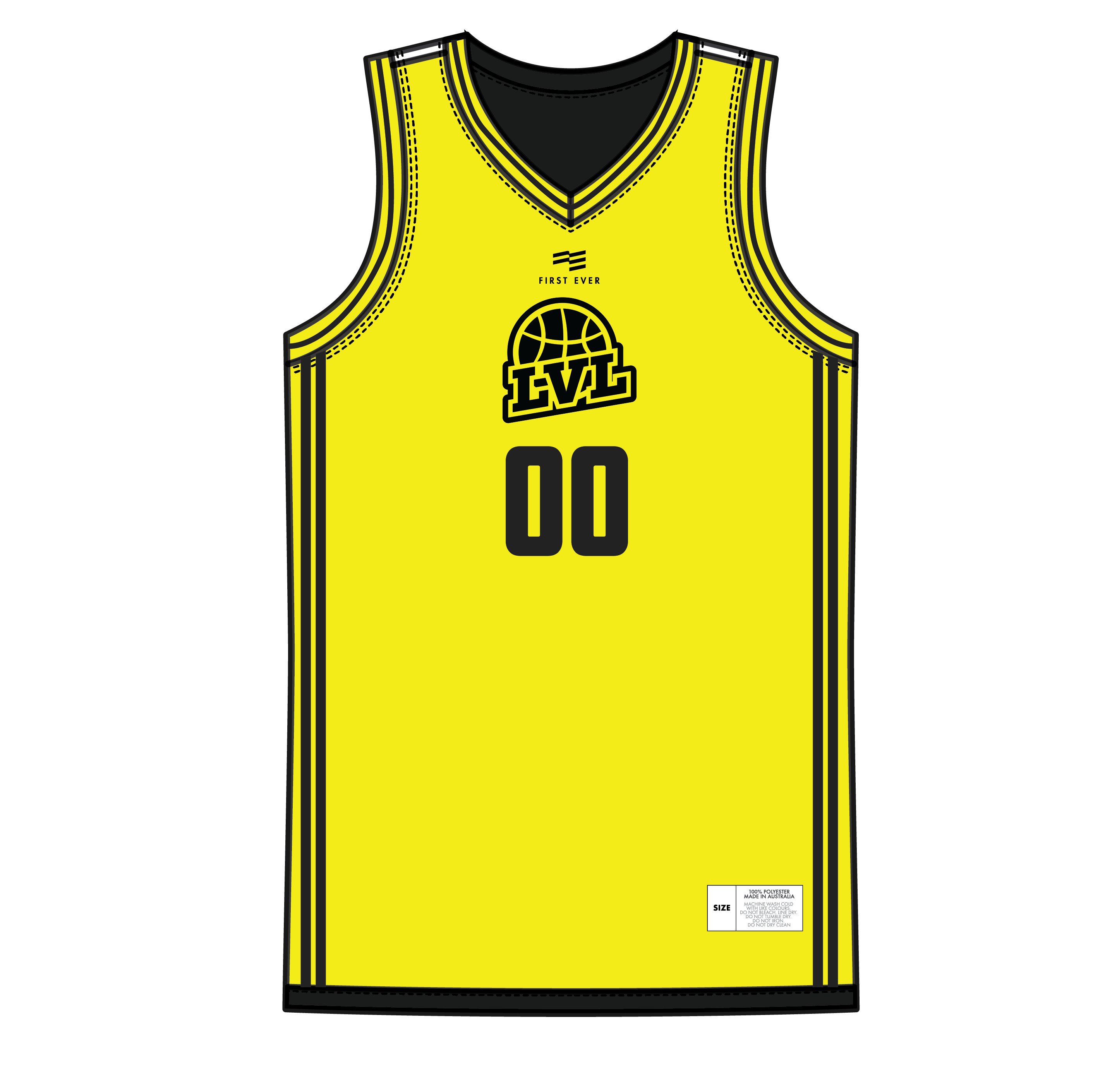 Logan Village Lakers Reversible Playing Jersey
