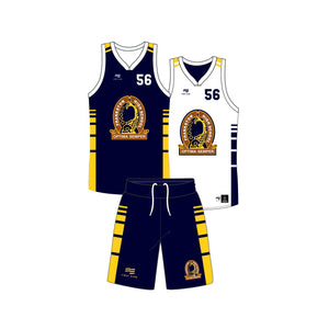 Frankston High Reversible Playing Kit