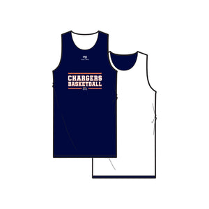 St Stephens College Reversible Training Singlet