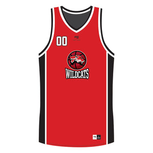 Langwarrin Wildcats Reversible Playing Jersey