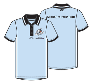 Pacific Rim Sharks Polo