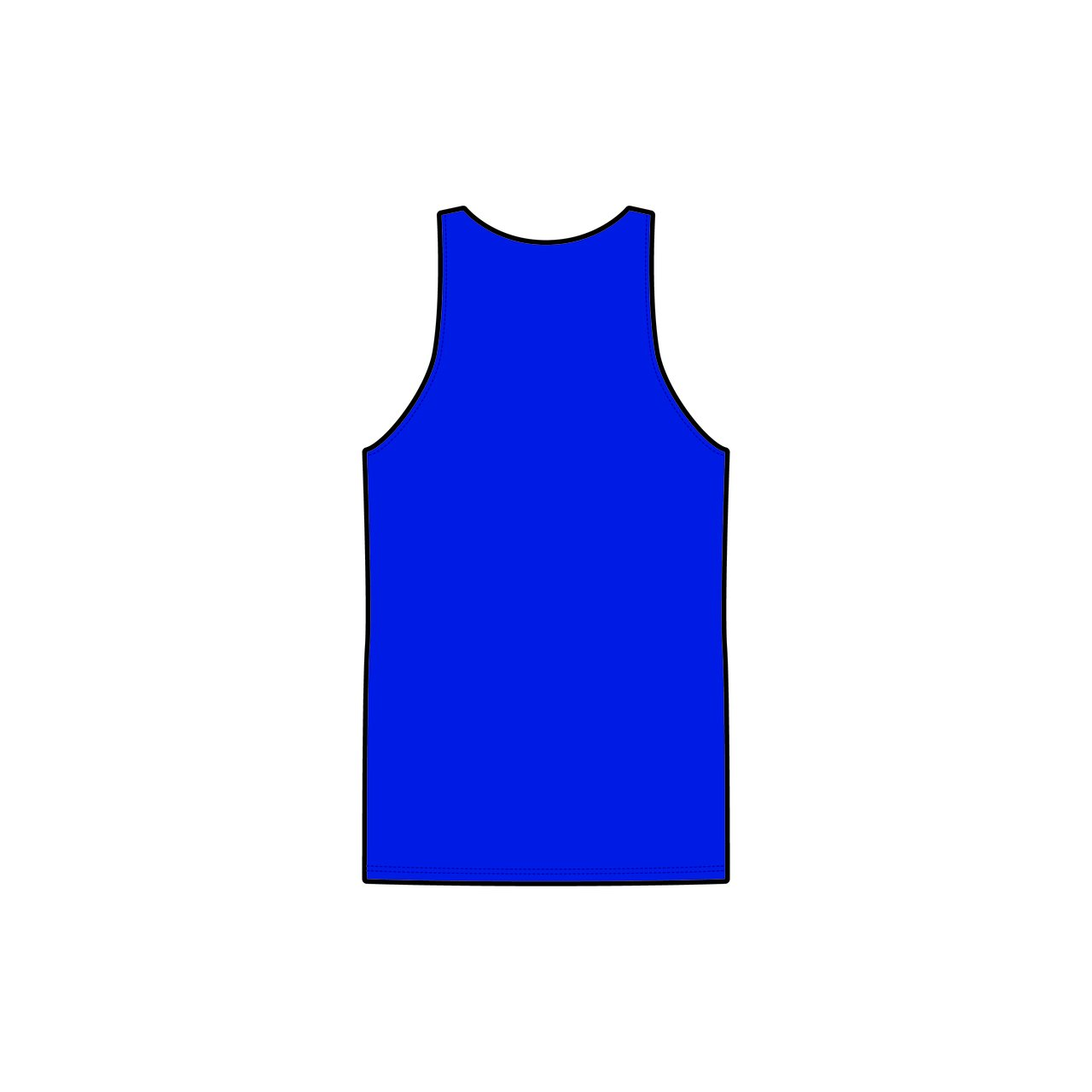 Trinity College Reversible Training Singlet