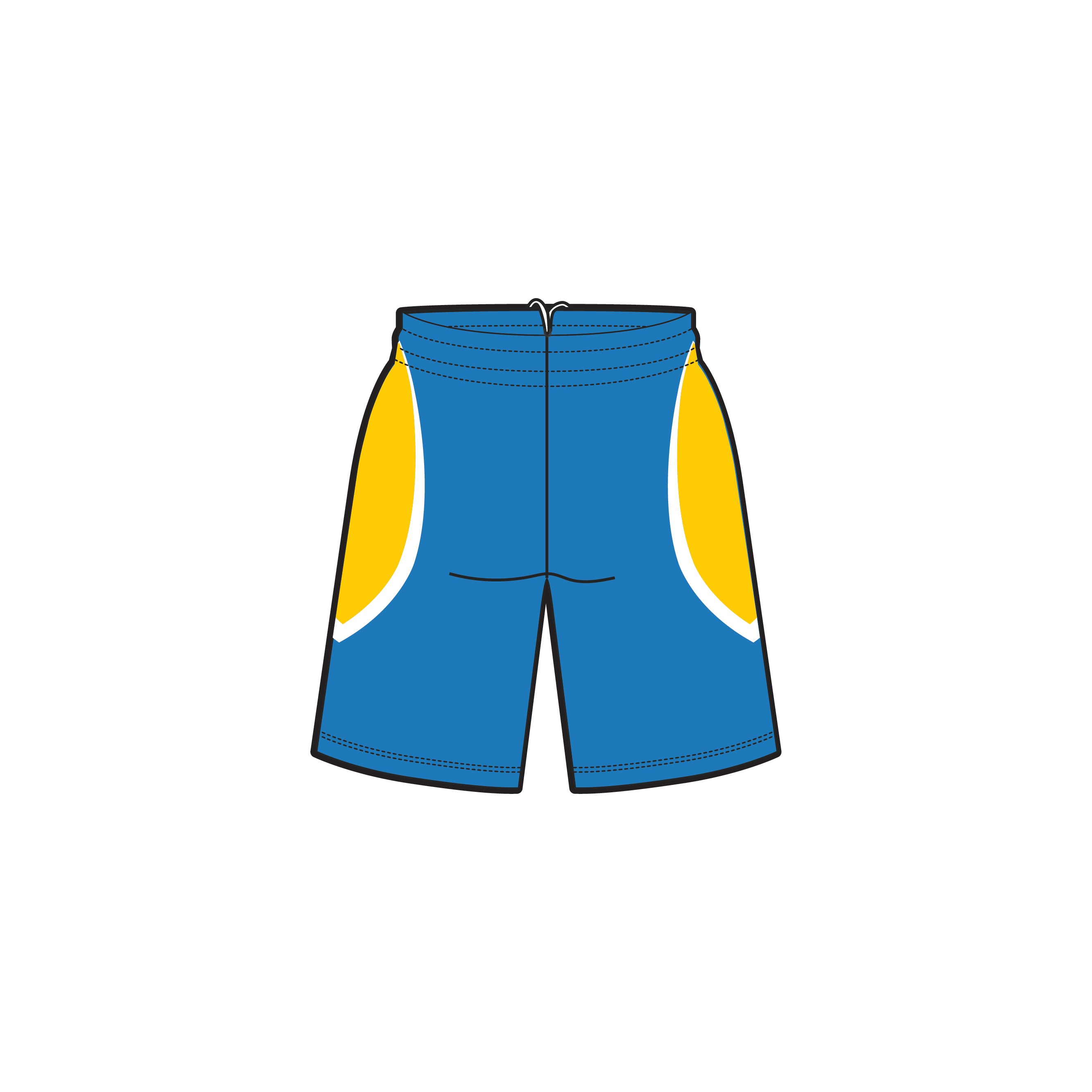 Williamstown Cannons Playing Shorts