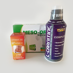 Different Abs, Meso Oral y L-Carnitina Complex