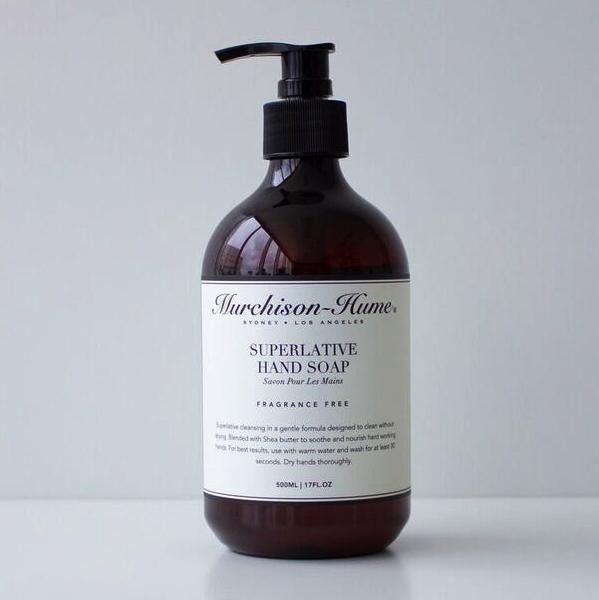 Superlative Liquid Hand Soap